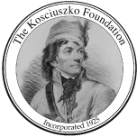 Logo The Kosciuszko Foundation